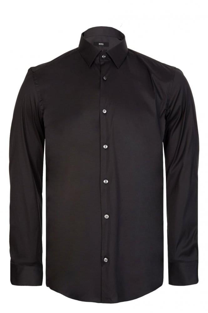 Hugo boss isko slim fit shirt for Hugo boss slim fit dress shirt