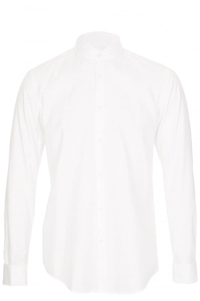 HUGO BOSS Jaden Shirt White