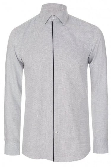 Hugo Boss Jamis Shirt Grey