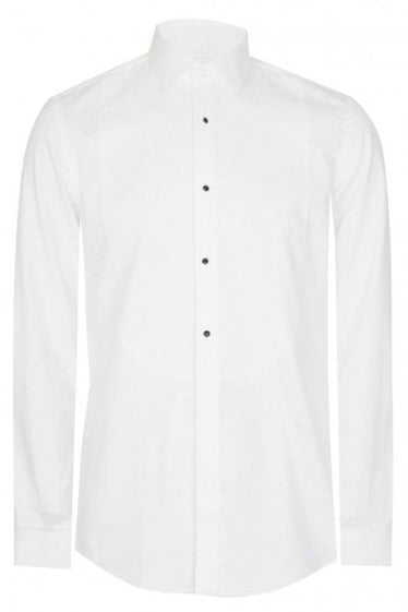 Hugo Boss Jant White Shirt