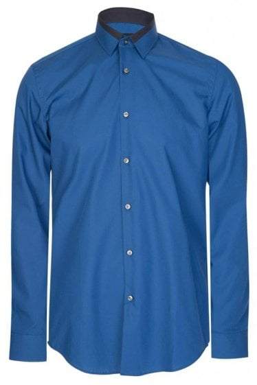 Hugo Boss Jarret Shirt Blue