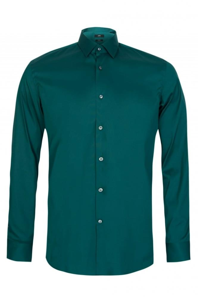 HUGO BOSS Jenno Shirt Green