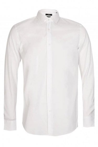 Hugo Boss Jerris Shirt White