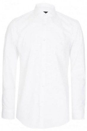 Hugo Boss Jery White Slim Fit Shirt