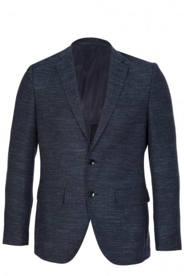 Hugo Boss Jester Wool Jacket Navy