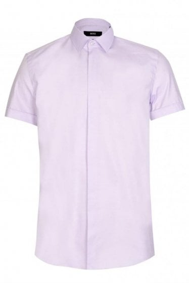 Hugo Boss Jill Shirt Applique Purple