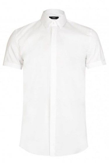 Hugo Boss Jill Shirt White