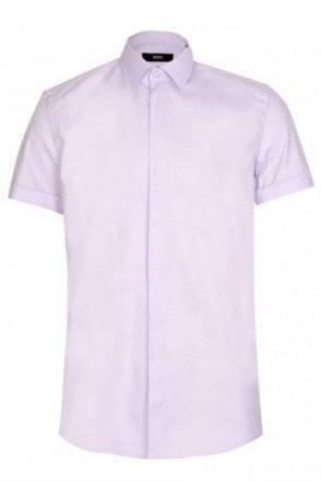 c3383d95c BOSS Hugo Boss Luka Linen Shirt - Clothing from Circle Fashion UK