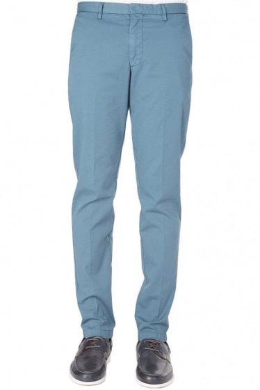 Hugo Boss Kaito 3-W Trousers Blue
