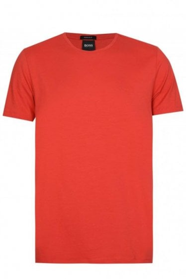 Hugo Boss Lecco 80 T-shirt Red