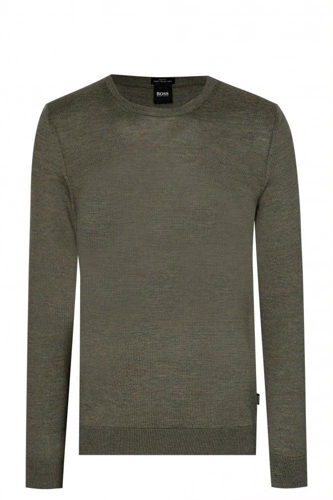 Hugo Boss Leno Knitted Sweatshirt