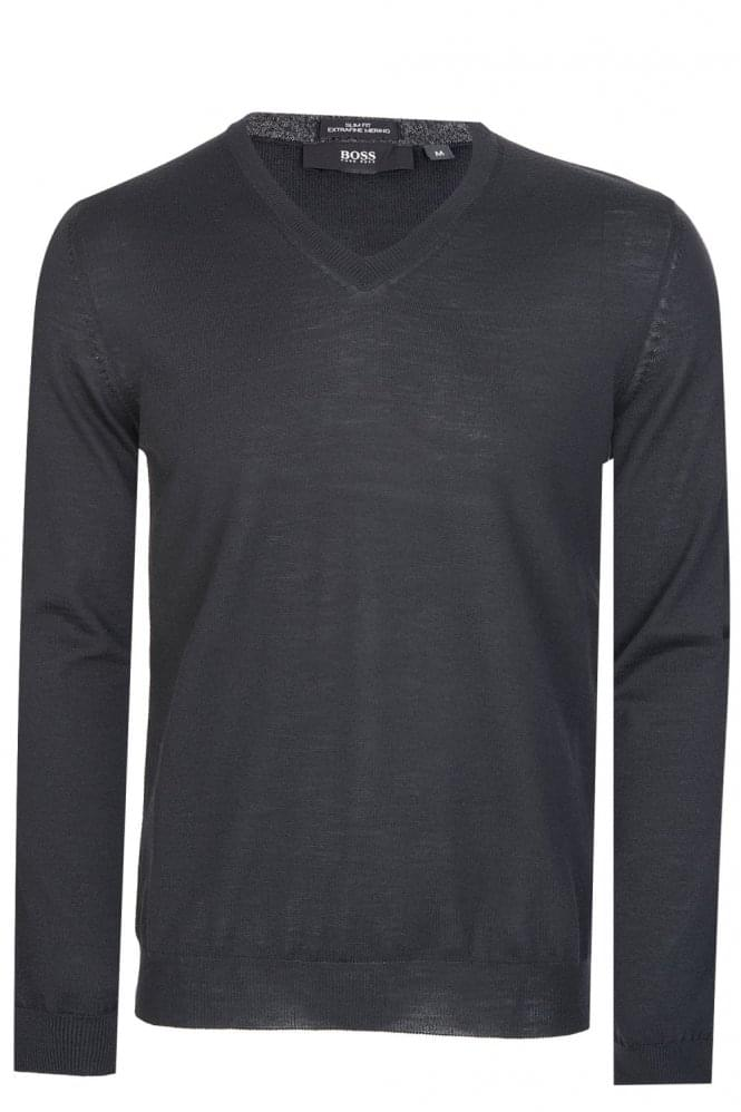 HUGO BOSS Melba B V-Neck Jumper