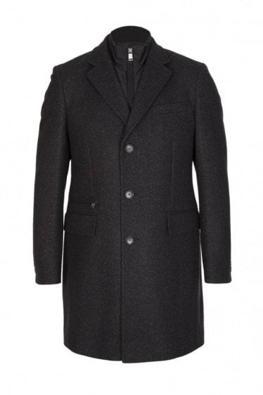 Hugo Boss Nadim3 Wool Coat