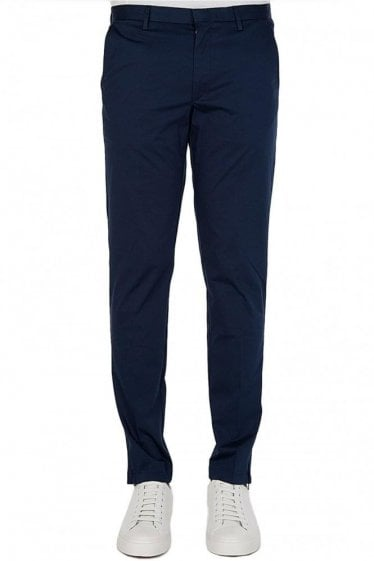 Hugo Boss Navy Chinos