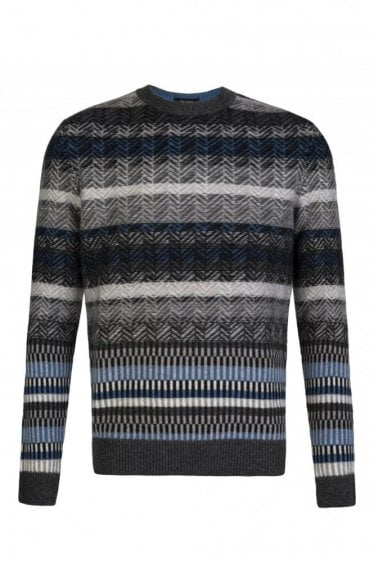Hugo Boss 'Nemonti' Knitted Jumper