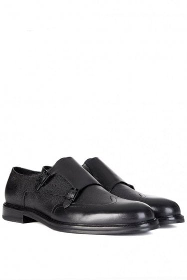 Hugo Boss Neoclass Monk Brogues