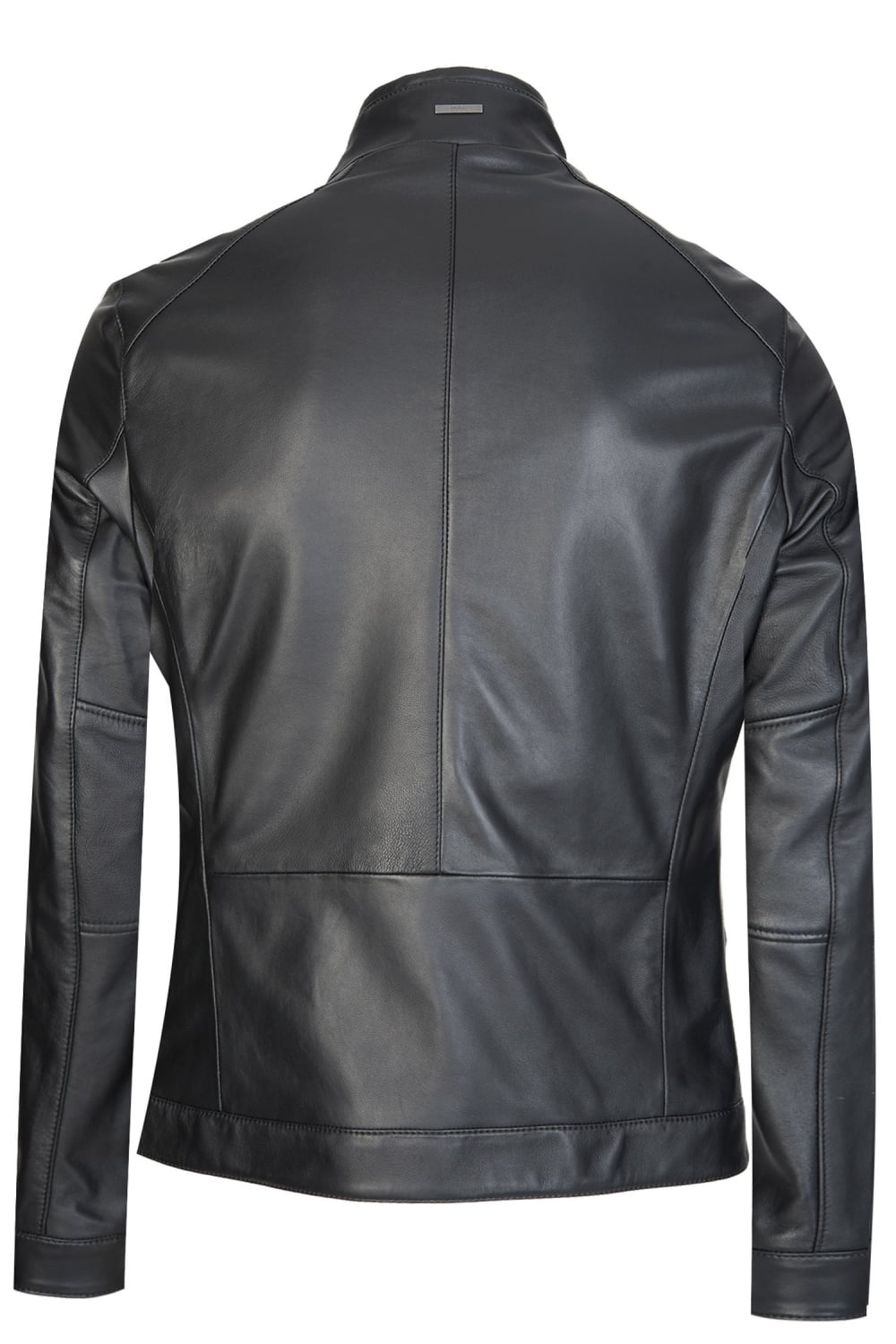 hugo boss nokam leather jacket. Black Bedroom Furniture Sets. Home Design Ideas