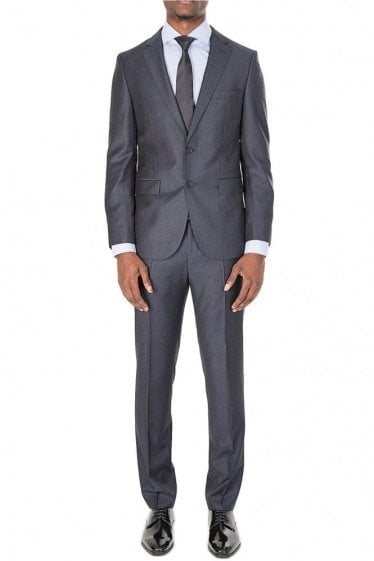 Hugo Boss NOVAN3/BEN Suit Navy