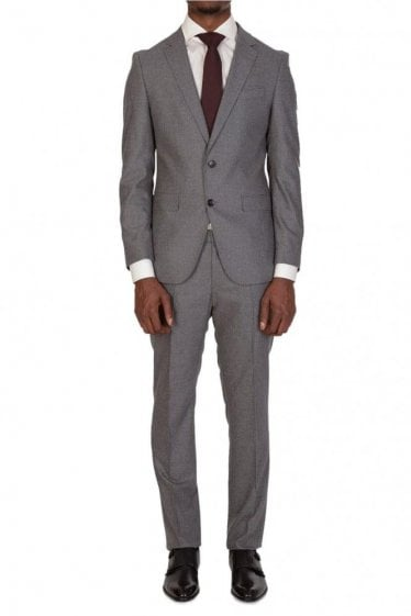 Hugo Boss Novan5/Ben2 Suit Grey