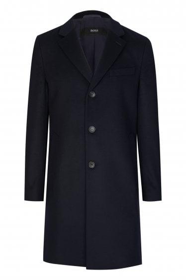 111c4c8ddc Hugo Boss NYE2 Formal Slim Fit Coat