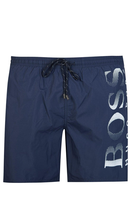 89452c556 Hugo Boss Octopus Swim Shorts Navy