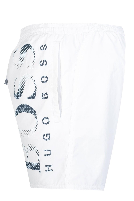 de8b032dd Hugo Boss Octopus Swim Shorts White