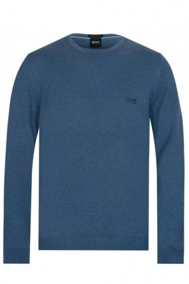 Hugo Boss Pacas-L Jumper Blue