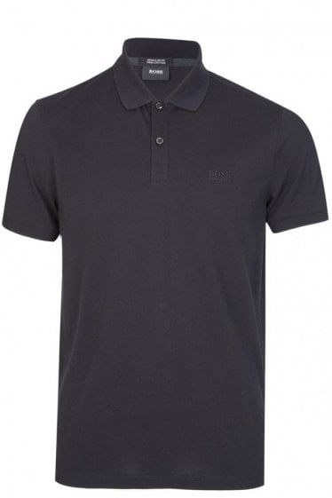 Hugo Boss Pallas Polo Black