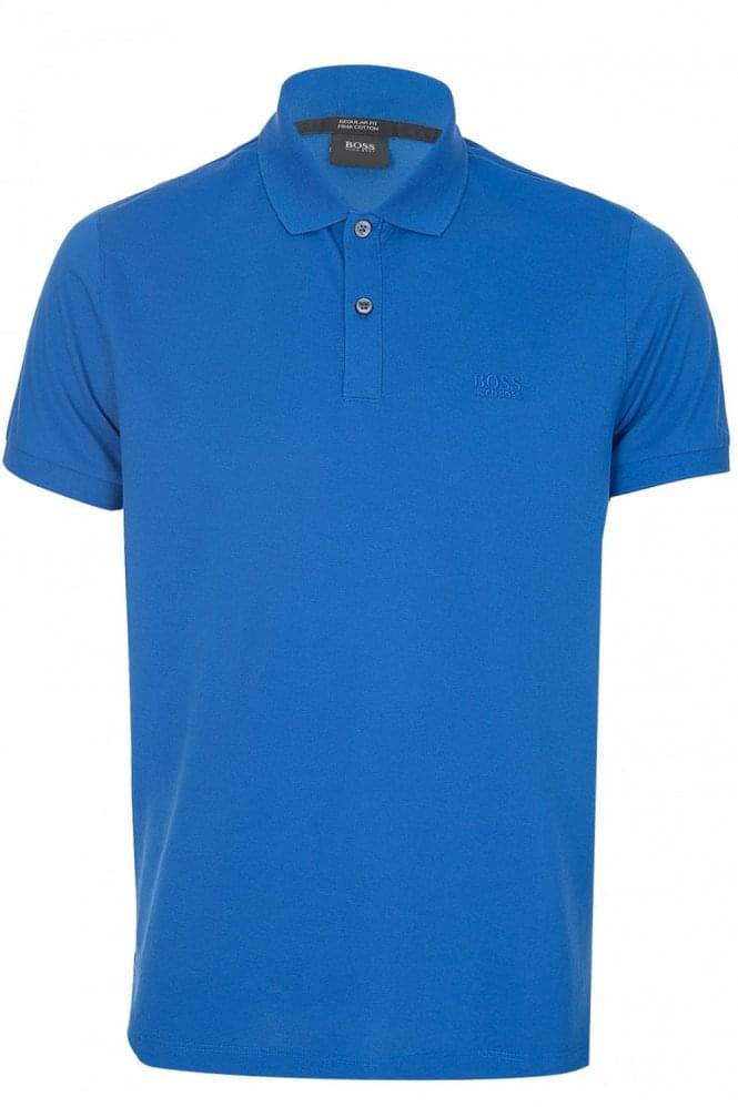 HUGO BOSS Pallas Polo Blue