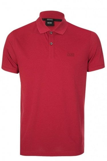 Hugo Boss Pallas Polo Red
