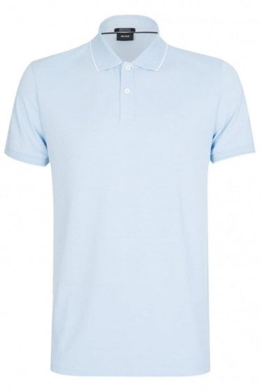 Hugo Boss Parlay 09 Polo Pale Blue