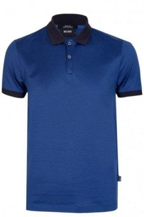 Hugo Boss Penrose 05 Slim Fit Polo Navy