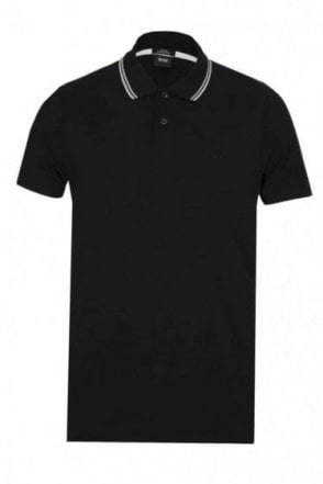 Hugo Boss Phillipson 13 Polo Black