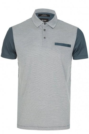 Hugo Boss Place 11 Polo Blue