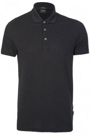 Hugo Boss Plater 01 Polo Black