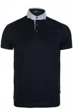 Hugo Boss Plummer 01 Polo Black