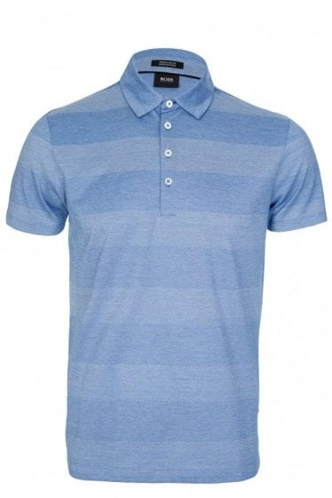 Hugo Boss 'Press 02' Polo Blue