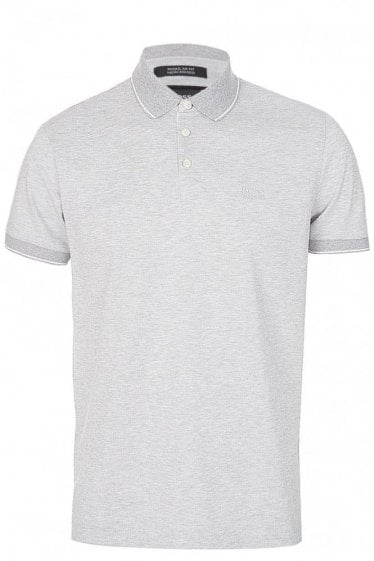 Hugo Boss Prout 01 Polo Grey