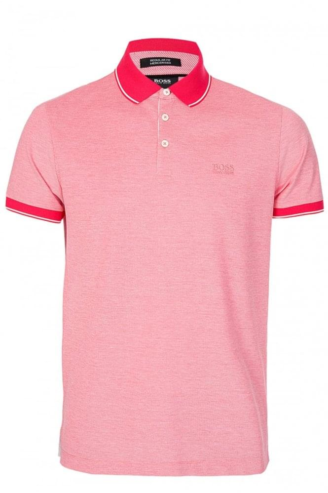 HUGO BOSS Prout 01 Polo Pink