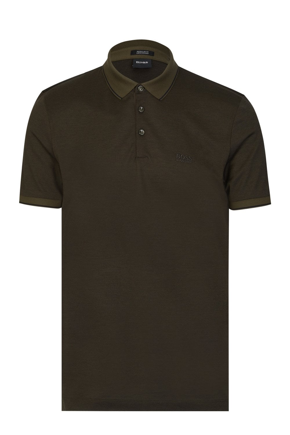 4bad1b33d Hugo Boss Prout 10 Polo Green