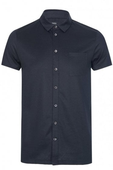 Hugo Boss Puno 03 Slim Fit Shirt Black