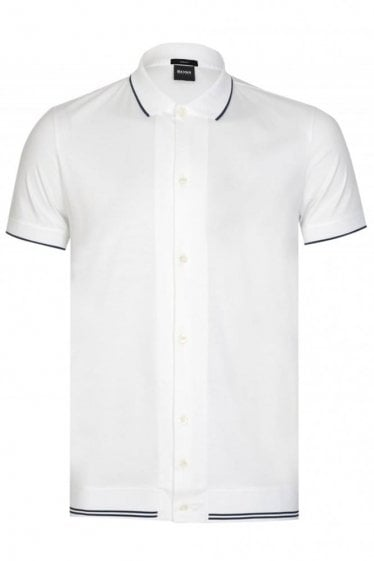 Hugo Boss Puno 06 Shirt White