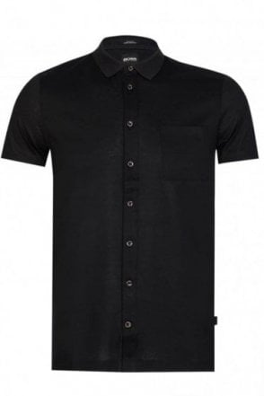 Hugo Boss Puno 07 Shirt Black