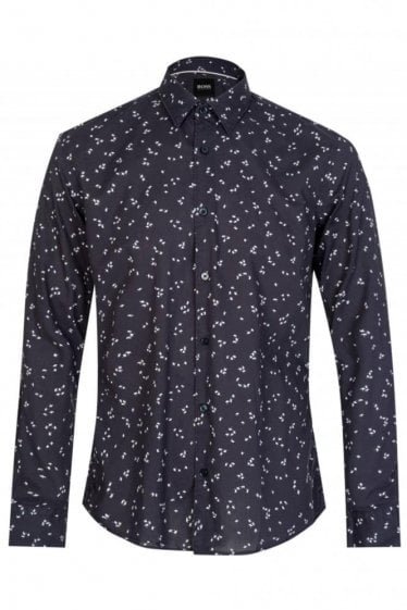 Hugo Boss Reid_F Shirt Navy