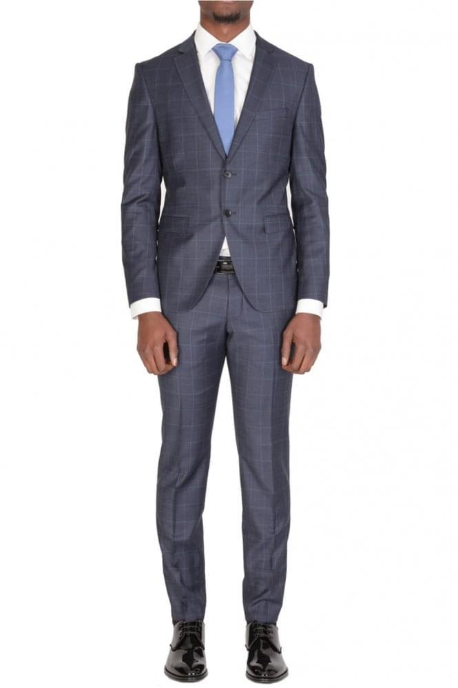 Hugo Boss ReymondWenton Suit Navy