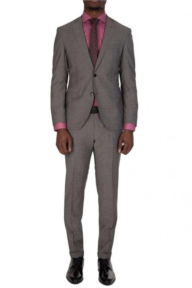 Hugo Boss Reyno1Wave1 Suit Grey