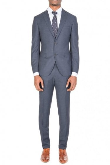 Hugo Boss Reyno2/Wave1 Suit Navy
