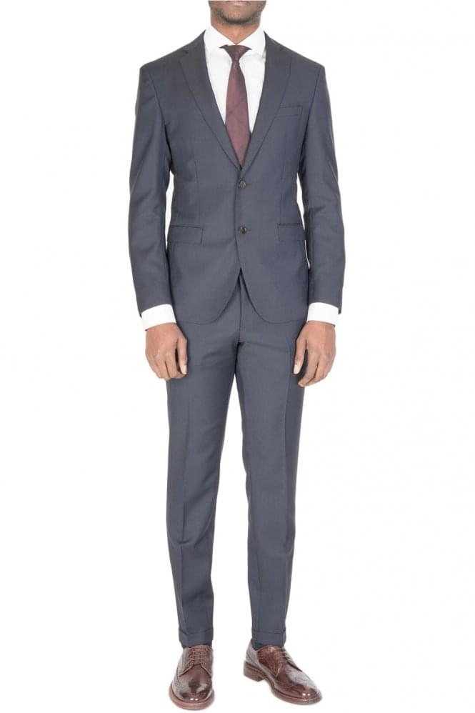 HUGO BOSS Reyno2/Waves1 Two Piece Suit Navy