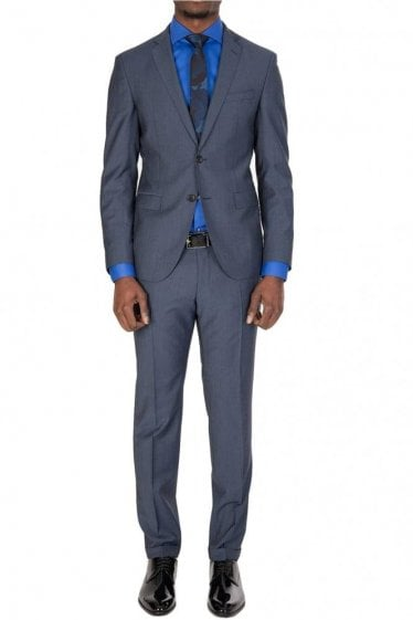 Hugo Boss Reyno3/Wave1 Suit Navy