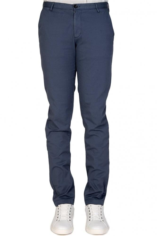 PAUL SMITH Hugo Boss RICE3-D Chinos Blue